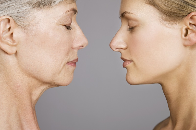 Cellular senescence is a hallmark of aging.
