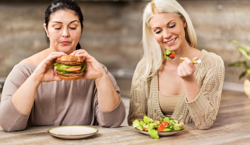 study reports calorie restriction health effects