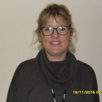 Julie Faulkner - Level 2/Deputy Manager