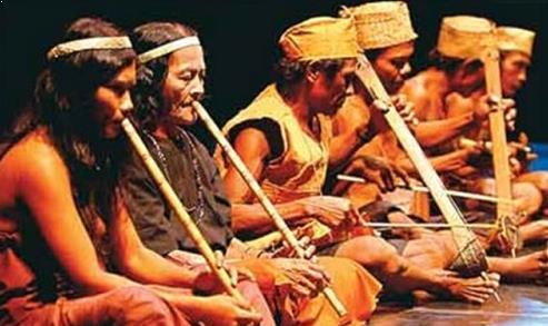 Alat Musik Tradisional yang Ditiup Tatali