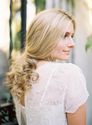 bridal curls long hairstyles how to