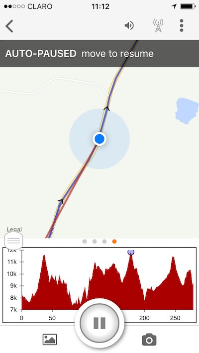 Offline Mapping Tools for Cycle Touring
