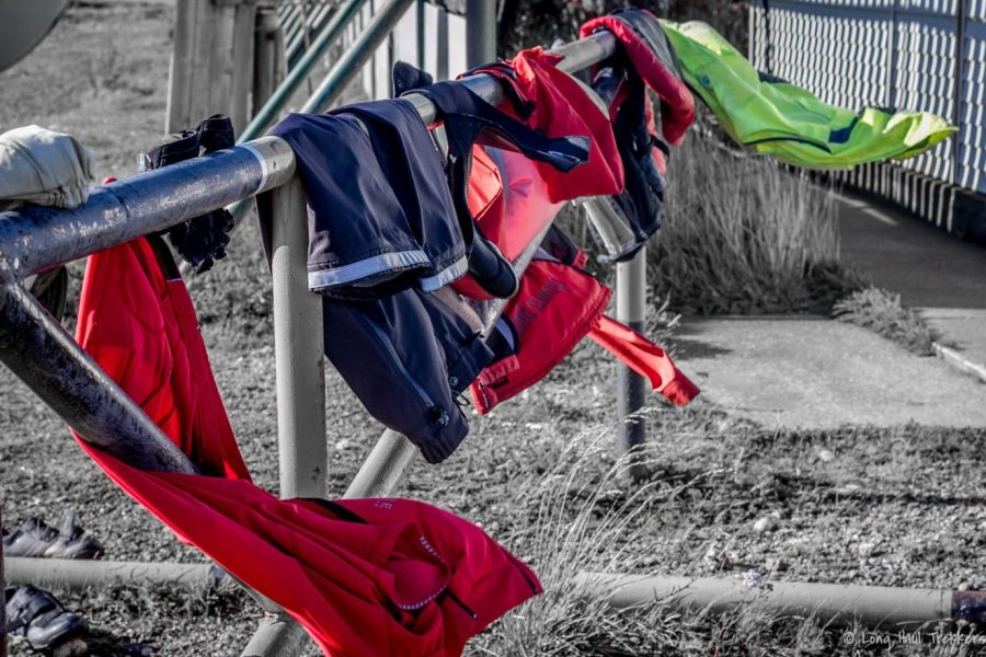 Drying Clothes after the Storm