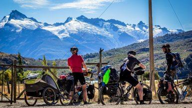 Kismet on the Cyclist Trail