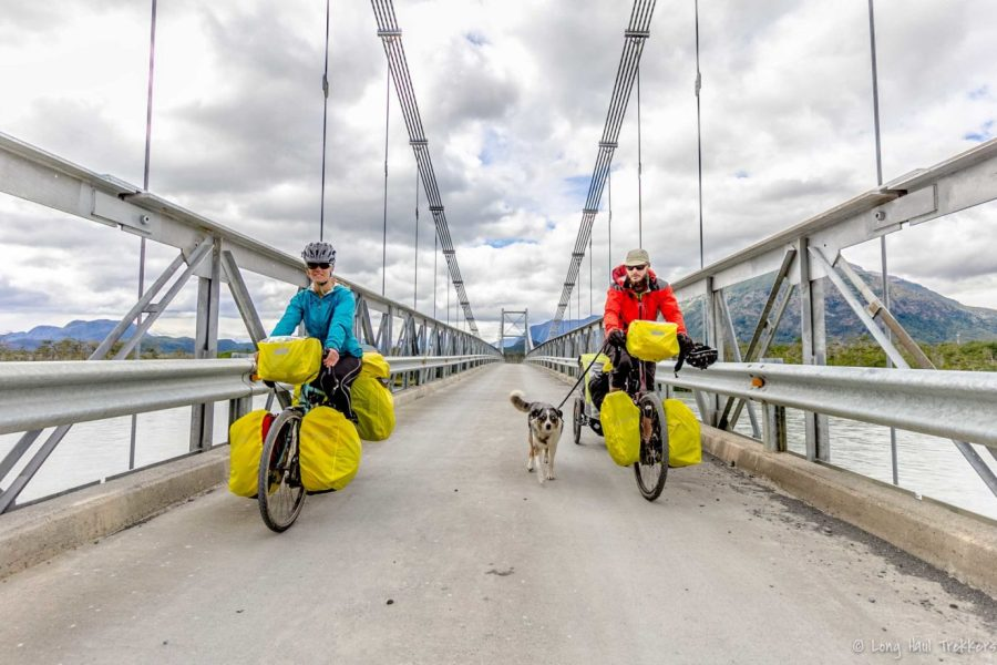 Cycle Touring with a Dog | Long Haul Trekkers | Long Haul Trekkers