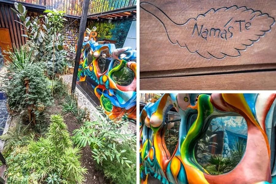 Vegan in La Paz Namás Té