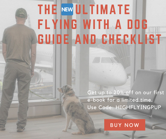 Flying with a dog checklist Ad