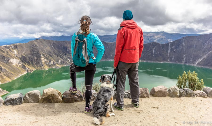 Need ideas for getting outside with your dog? The 52-day adventure dog challenge will get you outdoors for an entire year. Hike to an alpine lake.