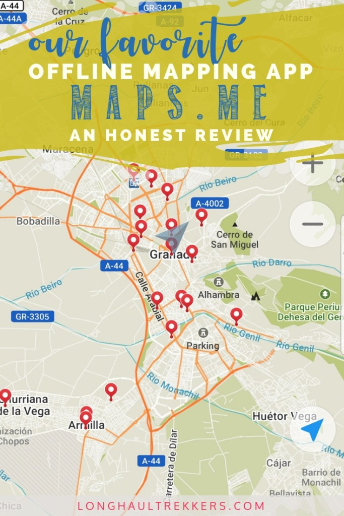 Maps.ME is a reliable offline map app that allows you to download maps for use when you hike, travel internationally without data, drive, or walk in a new city. Read on to see why it is our favorite mapping app.