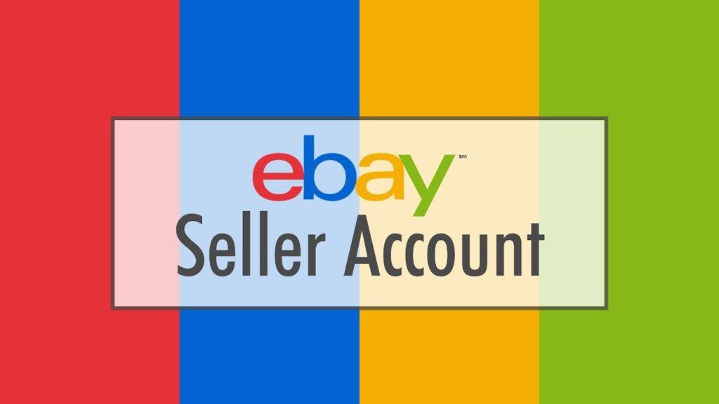bán tài khoản ebay seller account số lượng lớn