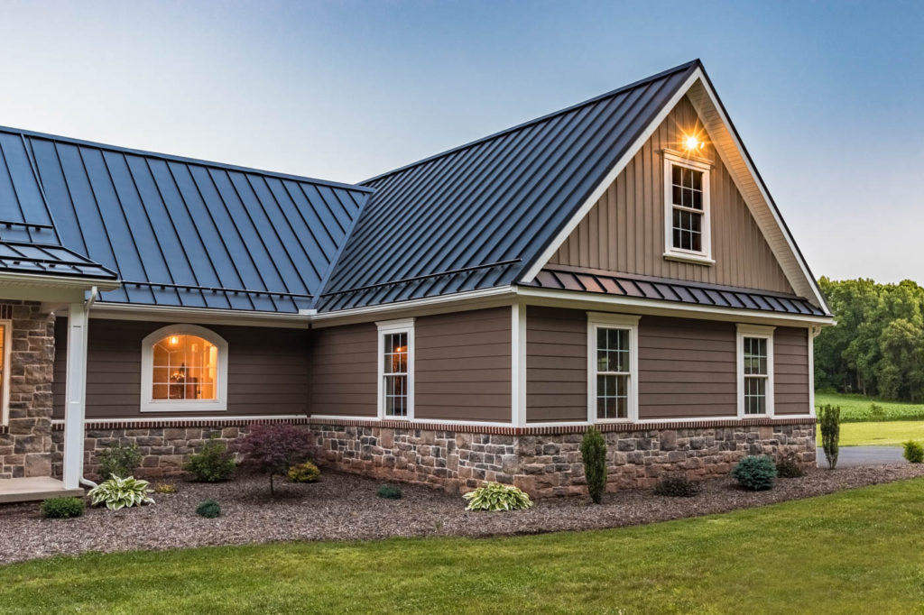 do metal roofs make your house hotter