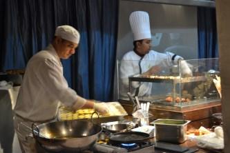 Signature new menu launch Dubai