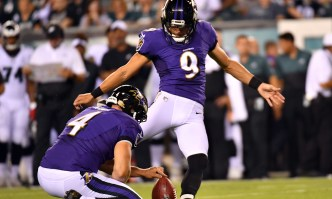 Justin Tucker named top 100 NFL player by ESPN