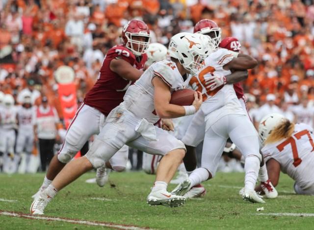 Texas vs. Oklahoma: Three areas of concern for the Longhorns