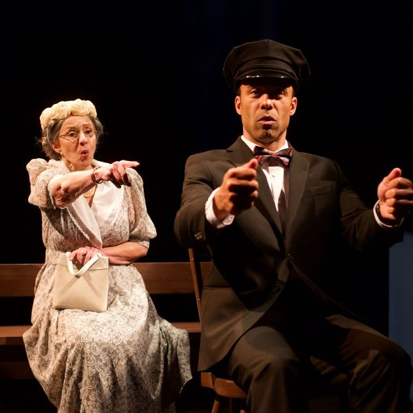 Driving Miss Daisy Theatre Three