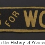 Suffragist of the Month, March, 2018
