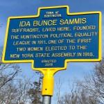Sammis Historic Marker Unveiled
