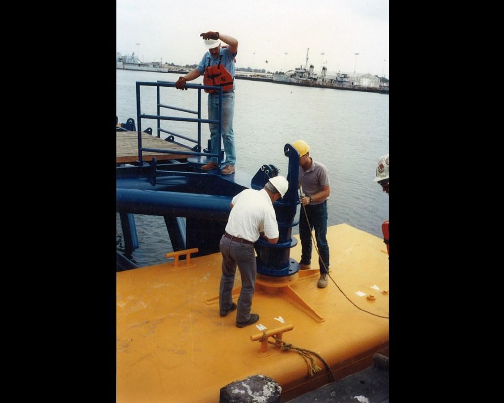 SEJPA - Landing Pontoon PH Harbor 01
