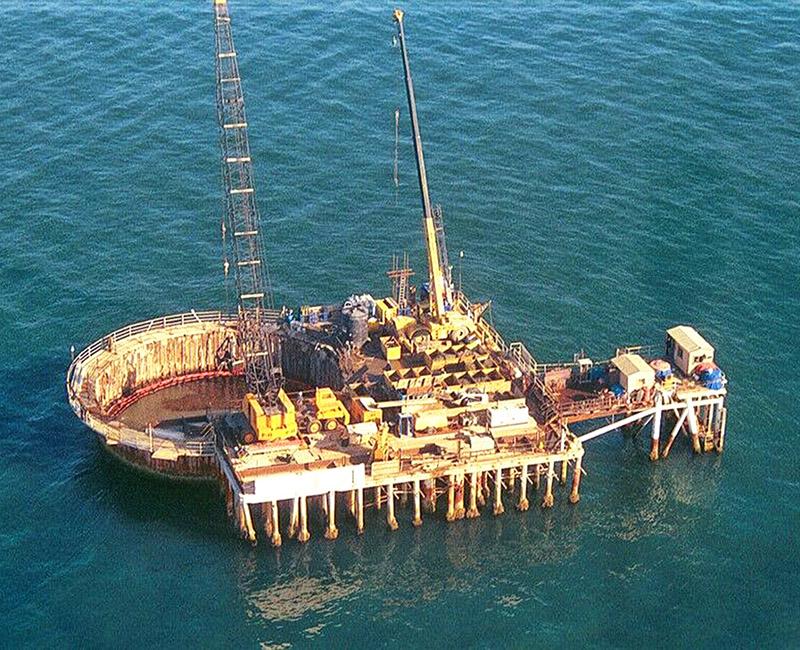 Decommissioning California-Longitude 123