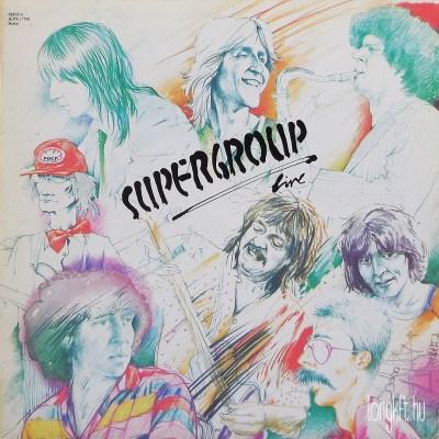 supergroup hanglemez