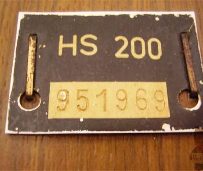 HS200