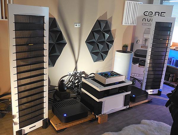 core audio Popori Acoustics