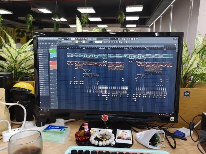 Lydian Mode mixing