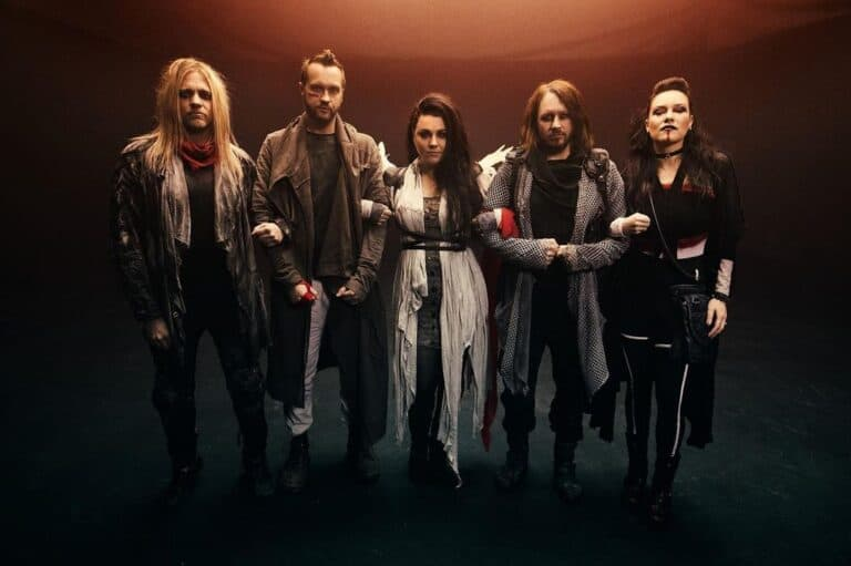 Evanescence 2021