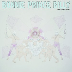 BonniePrinceBilly album cover