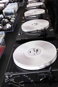 Record Store Day Rega turntable