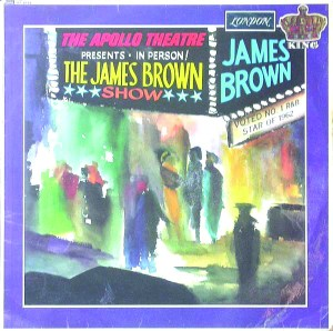 Live At The Apollo Vol 1 – James Brown
