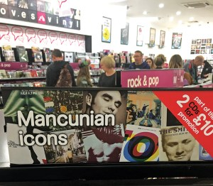 HMV Display Manchester