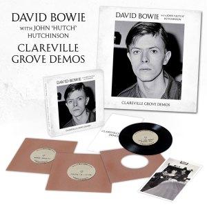 David Bowie –Clareville Grove Demos