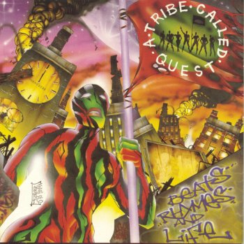 A Tribe Called Quest – Beats, Rhymes and Life Chali 2na