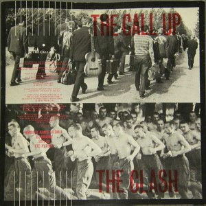 CALL UP The Clash