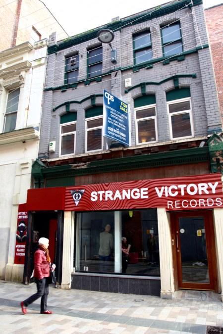 Strange Victory Records