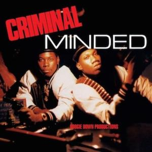 KRS-One – Criminal Minded