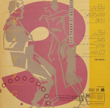 Various Artists – Street Sounds Electro 3