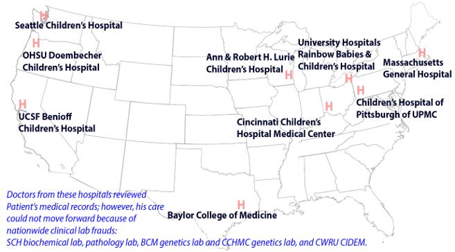 Longlong Care – Investigate Seattle Children's Hospital's