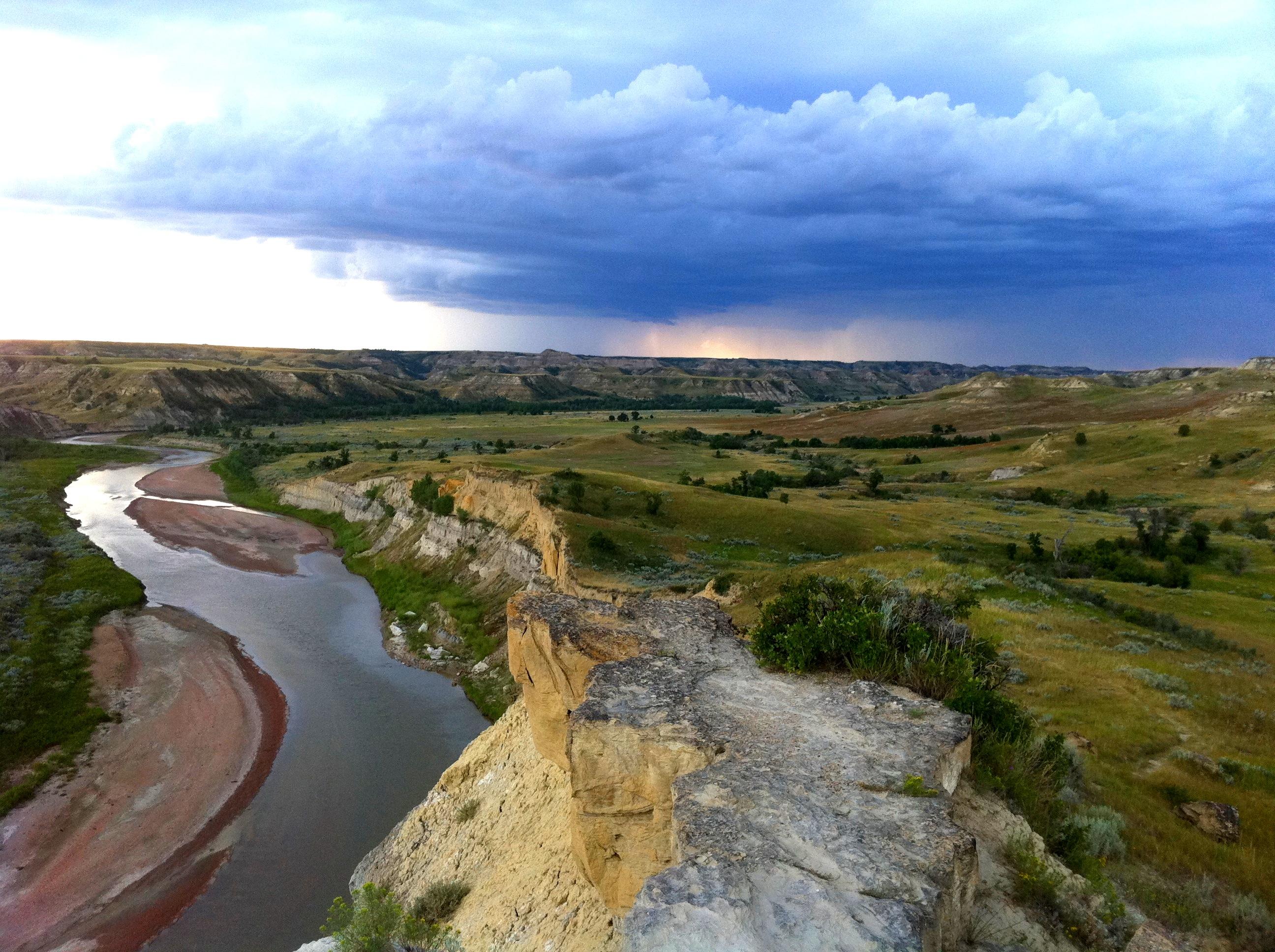 Theodore Roosevelt National Park North Dakota