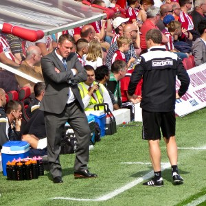 Clark at Brentford