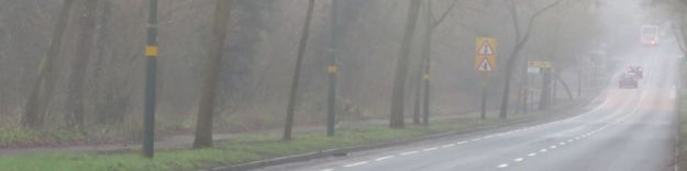 Foggy road s