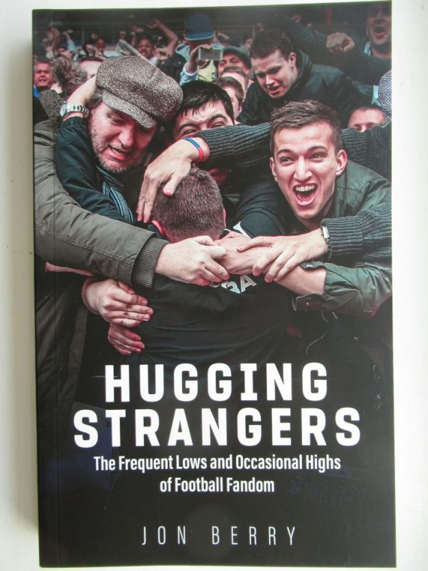 Cover of Hugging Strangers book
