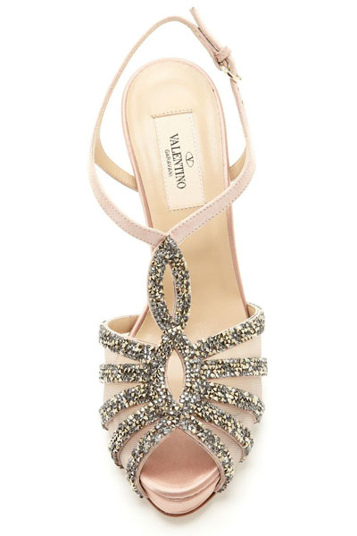 Sexiest Wedding Shoes Longmeadow Event Center--valentino