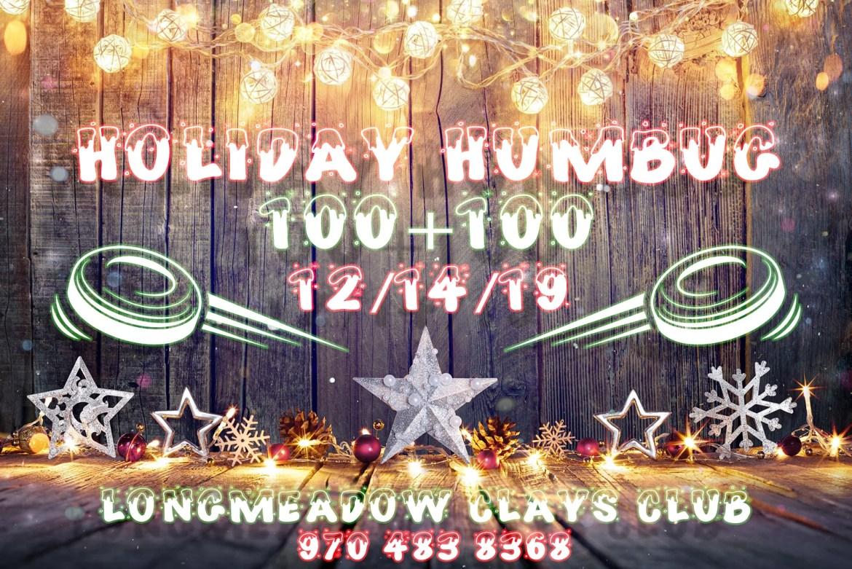 Holiday Humbug 100 + 100 2019