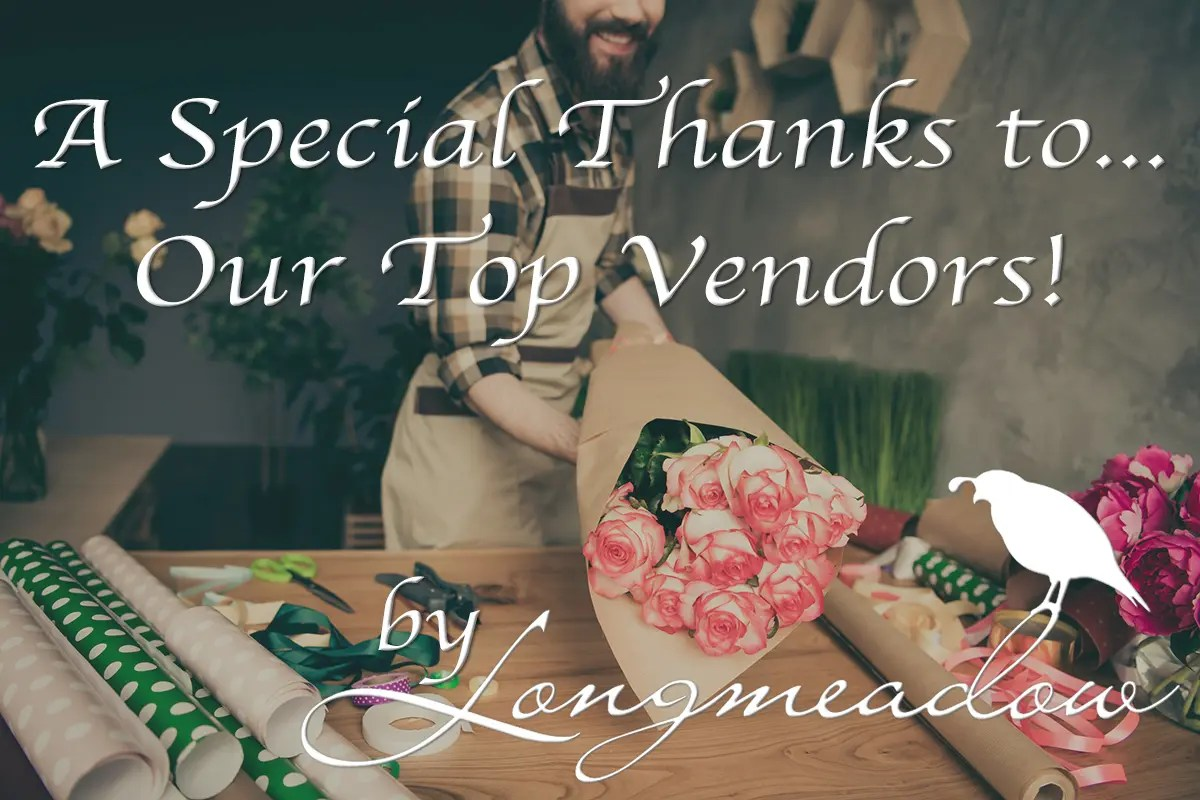 A Special Thanks from Longmeadow - Colorado Wedding Vendors