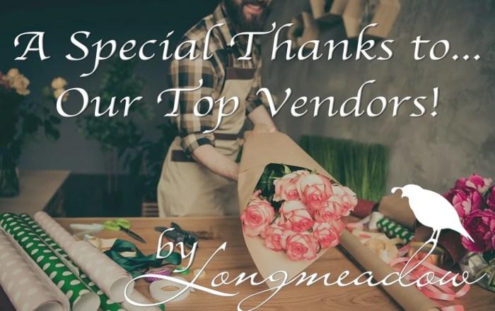 A Special Thanks from Longmeadow - Colorado Wedding Vendors