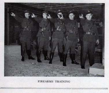 Firearms Training 1940's