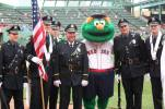 LPD Honor Guard Red Sox