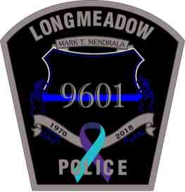 Mendrala's memorial patch